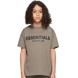 フィアオブゴッド(FEAR OF GOD)のFear Of God Essentials Kids Logo T-Shirt(Tシャツ/カットソー)