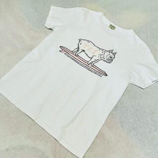 Ron Herman - TES エンドレスサマー BUHIプリントTシャツ S