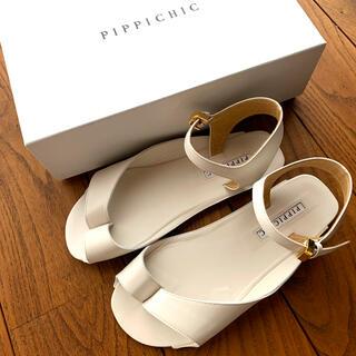 Pippi - PIPPICHIC フラットサンダル