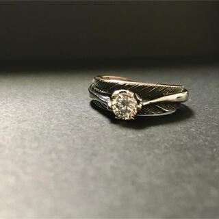 イオッセリアーニ(IOSSELLIANI)のイオッセリアーニ IOSSELLIANI フェザーリング 指輪 リング(リング(指輪))