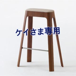 トヨモク ライトスツール ジラフ美品(スツール)