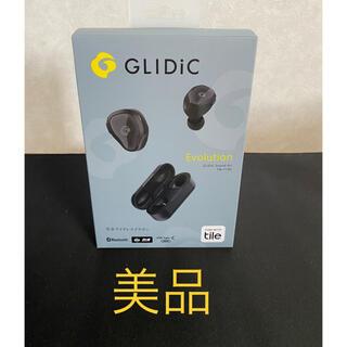 GLIDiC Sound Air TW-7100 ワイヤレスイヤホン 美品(ヘッドフォン/イヤフォン)