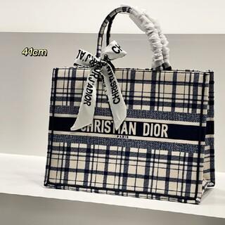 Christian Dior - CHRISTIAN  DIOR 人気 トートバッグ ハンドバッグ