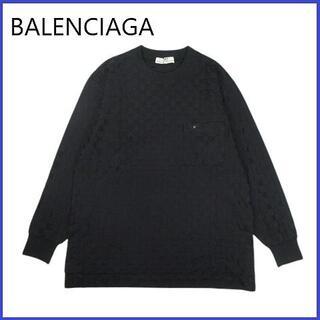 バレンシアガ(Balenciaga)の【美品】90's バレンシアガ BALENCIAGA ニット カットソー(ニット/セーター)