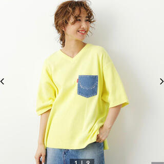RODEO CROWNS WIDE BOWL - 新品 ロデオクラウンズ クレイジー BIG ニット Tシャツ