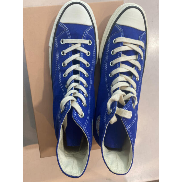 CONVERSE(コンバース)の15aw CONVERSE ADDICT CHUCK TAYLOR BLUE メンズの靴/シューズ(スニーカー)の商品写真