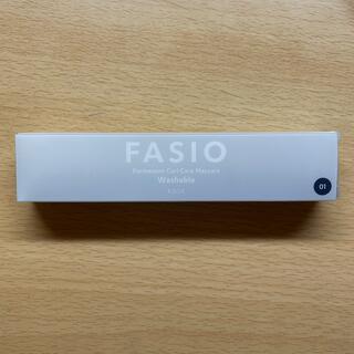 ファシオ(Fasio)のFasio(ファシオ) パーマネントカール ケア マスカラ 01(マスカラ)
