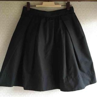 デミルクスビームス(Demi-Luxe BEAMS)のデミルクスビームス ひざ丈スカート(ひざ丈スカート)
