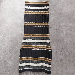 IENA - 新品タグ付 イエナ babaco/ババコ  マルチストライプスカート