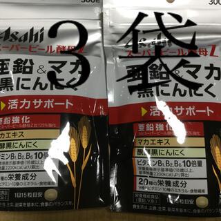 アサヒ(アサヒ)のスーパービール酵母Z 亜鉛&マカ 黒にんにく(300粒)【スーパービール酵母】(その他)