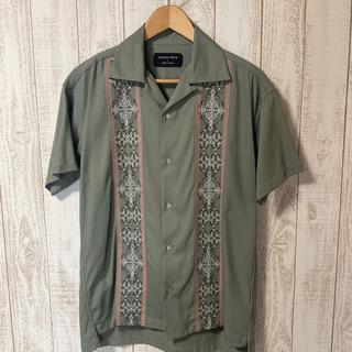UNITEDTOKYO キューバシャツ