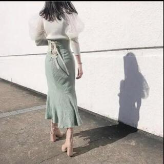 snidel - SNIDEL スナイデル マーメイドスカート