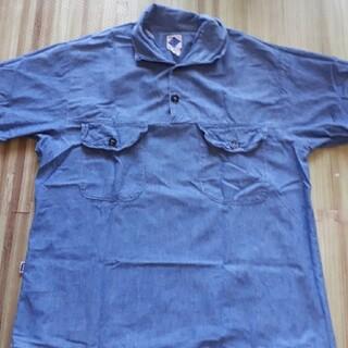 ポストオーバーオールズ(POST OVERALLS)のポストオーバーオール シャンブレーシャツ(シャツ)