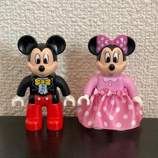 Lego - LEGO レゴデュプロ ミッキー ミニー