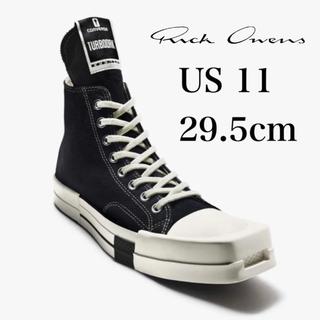 Rick Owens - 海外限定 RICK OWENS DRKSHDW CONVERSE US10 29