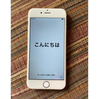 Apple - iPhone6S  64G  ゴールド SIMフリー