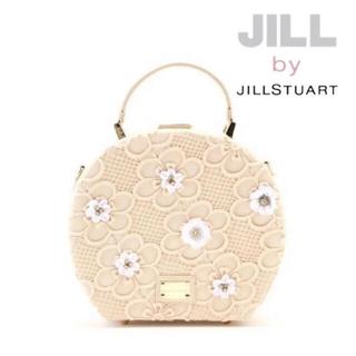 JILL by JILLSTUART - お値下げ ジルバイジルスチュアート ブルームラウンドポシェット アイボリー