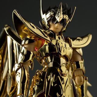 BANDAI - 開催記念商品 聖闘士聖衣神話EX サジタリアス星矢 GOLD24