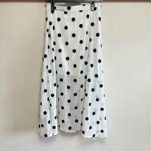 GRL(グレイル)のグレイル スカート レディースのスカート(ロングスカート)の商品写真