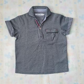 タケオキクチ(TAKEO KIKUCHI)の美品/タケオ キクチ【120cm】ポロシャツ(Tシャツ/カットソー)