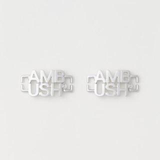 アンブッシュ(AMBUSH)のAMBUSH アンブッシュ デュブレ シルバー(ネックレス)