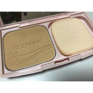 CEZANNE(セザンヌ化粧品) - セザンヌウルトラカバーUVファンデーションⅡ 3オークル