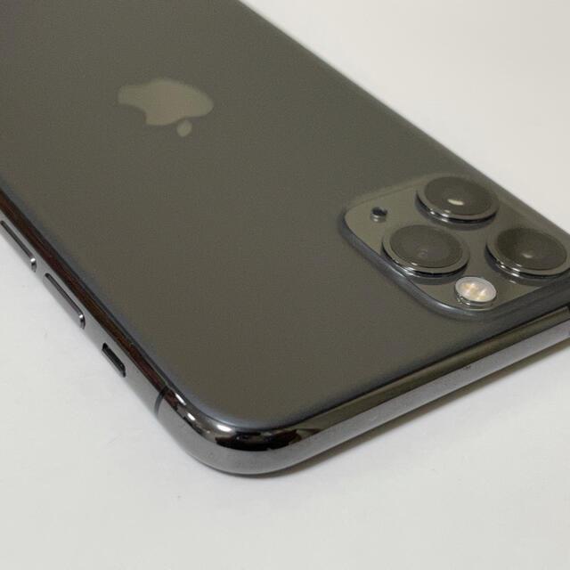 iPhone(アイフォーン)の■超美品 SIMフリーiPhone11pro  64GB グレー■ スマホ/家電/カメラのスマートフォン/携帯電話(スマートフォン本体)の商品写真