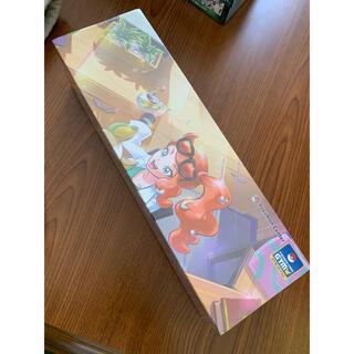 ポケモン(ポケモン)のポケモンカードゲーム ラバープレイマットセット ソニア プレイマット 新品未開封(その他)