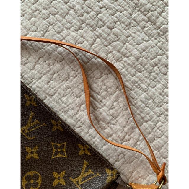 LOUIS VUITTON(ルイヴィトン)のルイヴィトン アクセサリーポーチ モノグラム  レディースのファッション小物(ポーチ)の商品写真