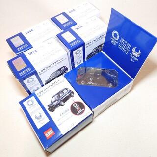 タカラトミー(Takara Tomy)のオリンピック トミカ ジャパンタクシー 東京2020 6個セット(ミニカー)