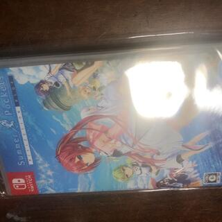 Nintendo Switch -  Summer Pockets REFLECTION BLUE - Switch