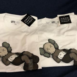 UNIQLO - ユニクロ カウズ KAWS tokyo First Tシャツ Mサイズ