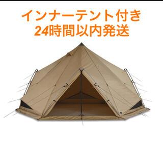 Snow Peak - ZANEARTS zeku-l ゼクーl インナーテント付き