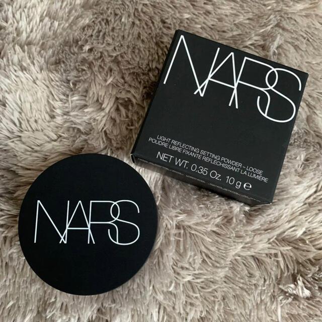 NARS(ナーズ)の【NARS】ナーズ ライトリフレクティングセッティングパウダー ルースタイプ コスメ/美容のベースメイク/化粧品(フェイスパウダー)の商品写真