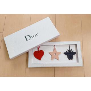 ディオール(Dior)のdior ノベルティ チャーム(キーホルダー)