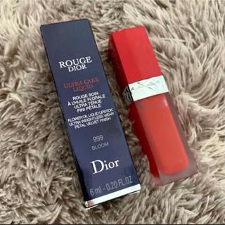 Dior - ディオール ルージュ ディオール ウルトラ リキッド 999 ブルーム