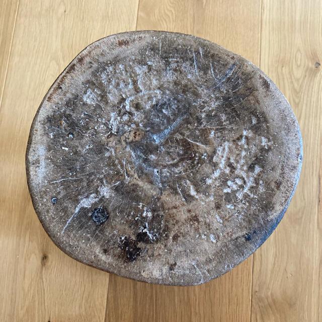 ACTUS(アクタス)のアフリカスツール*SENUFO セヌフォスツール TONGA トンガ インテリア/住まい/日用品の椅子/チェア(スツール)の商品写真