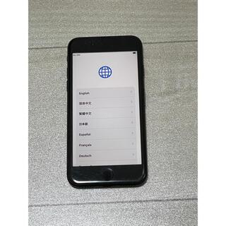 iPhone - iPhone7 32GB ブラック simフリー