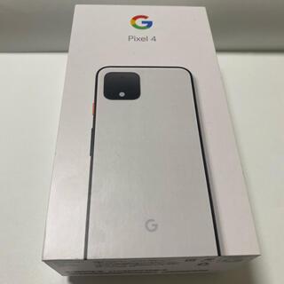 Google - google pixel4 simフリー 64gb スマホ