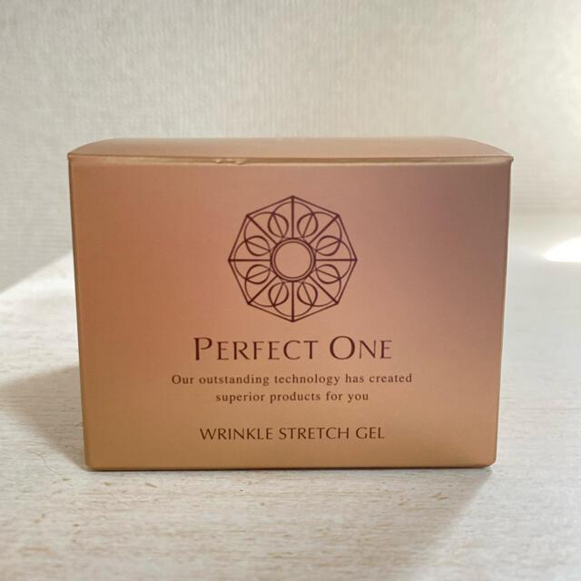 PERFECT ONE(パーフェクトワン)のパーフェクトワン リンクルストレッチジェル オールインワン 新品 未開封 コスメ/美容のスキンケア/基礎化粧品(オールインワン化粧品)の商品写真