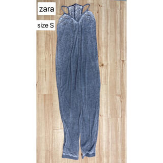 ZARA - zara ザラ サロペット オールインワン S