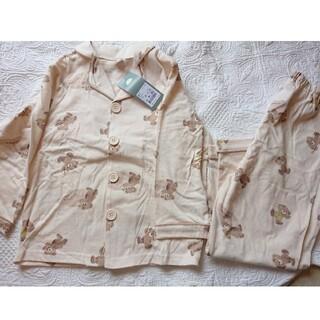 futafuta - フタフタ くま パジャマ 110サイズ