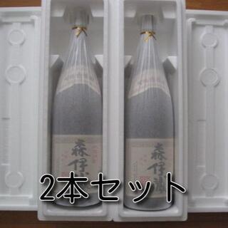 新品 森伊蔵 1800ml 2本セット 幻の焼酎 特価 送料無料 (焼酎)