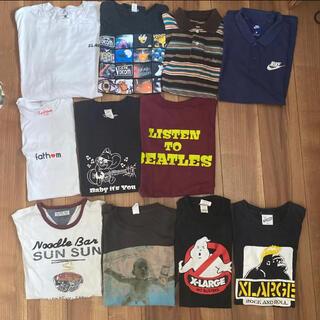 エクストララージ(XLARGE)のセット売り Tシャツ ポロシャツ 10着(Tシャツ/カットソー(半袖/袖なし))