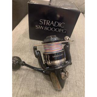SHIMANO - シマノ ストラディック SW8000PG