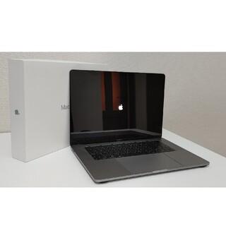 Mac (Apple) - macbook pro 2019 15インチ i9/512gb