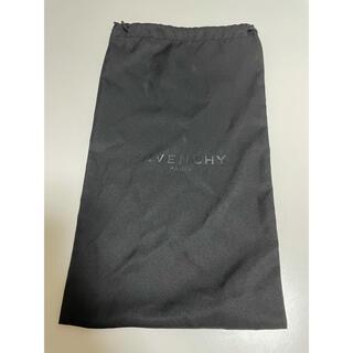 GIVENCHY - GIVENCHY 保存袋 ジバンシー givenchy 袋 ブラック 黒