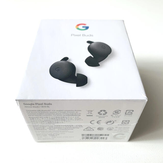 Google - Google Pixel Buds ブラック・未開封品