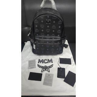 MCM - MCM リュック ブラック S 鑑定済み