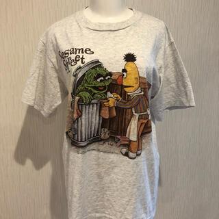 セサミストリート(SESAME STREET)のセサミストリート オスカー バート Tシャツ エルモ クッキーモンスター (Tシャツ(半袖/袖なし))